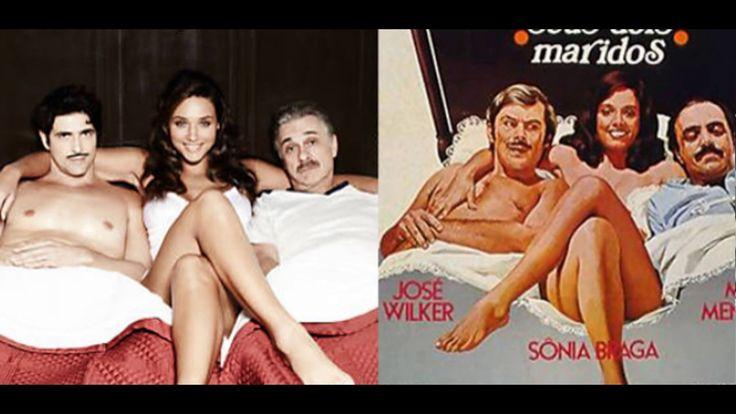 Toniplay e suas cinco ex-esposas Filme Guaxupeano. Aguardem