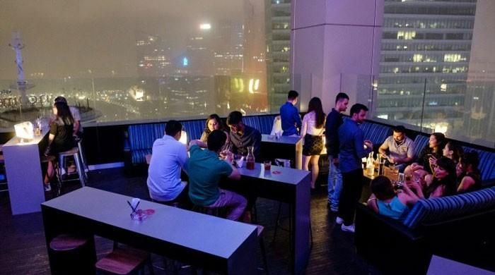 Singapore bar offers bitcoin New Year party package