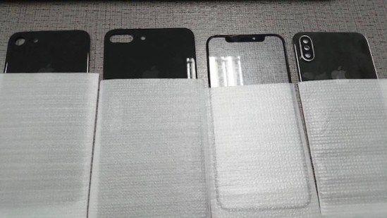 El iPhone 8 será resistente al agua con carga inalámbrica y sensor 3D