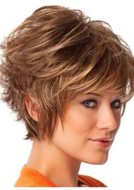 Hairstyles For Short Hair Middle Aged Hairstylesforshorthair Shorthairstyles