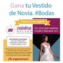 Gana tu #Vestido de #Novia #Bodas ^_^ http://www.pintalabios.info/es/eventos-moda/view/es/2086 #ESP #Evento #Concursos