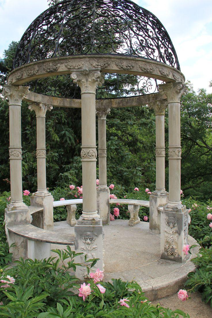 Les 127 meilleures images du tableau gloriettes kiosques for Le jardin richemond