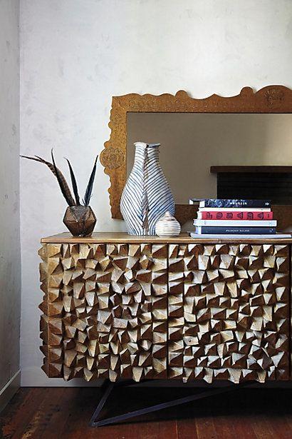 Angle-Edged Console  For more inspirations: www.bocadolobo.com home furniture, designer furniture, inspirations ideas, exclusive furniture, interior design ideas