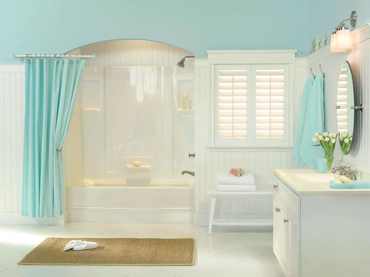 cute kids bathroom via swanstonecom - Bathroom Remodel Kids