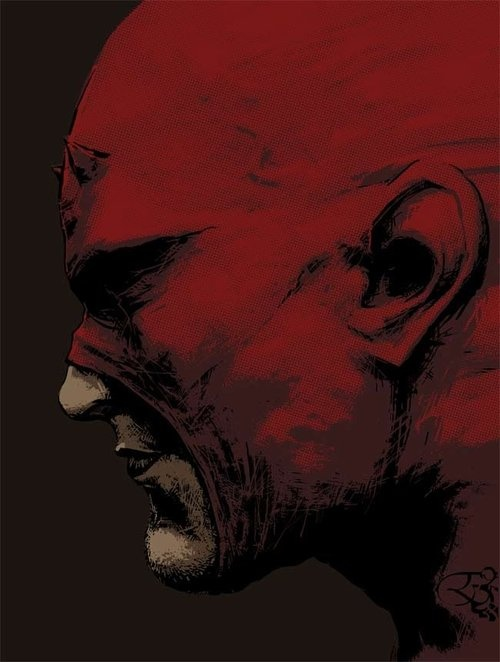 Daredevil by e338    Loïc Zimmermann