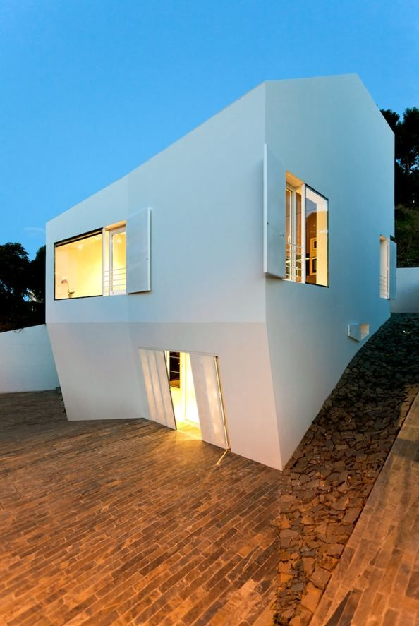House in Vallvidrera, Barcelona, Spain - 2013 by  YLAB Arquitectos