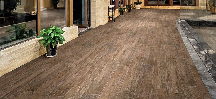 Cumberland Stone Antique Wood 8x48 Planks In Color Tobacco Brown Made In The Usa With 26 Pre