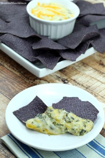 hot artichoke and spinach dip 90th birthday spinach dip recipes labor ...