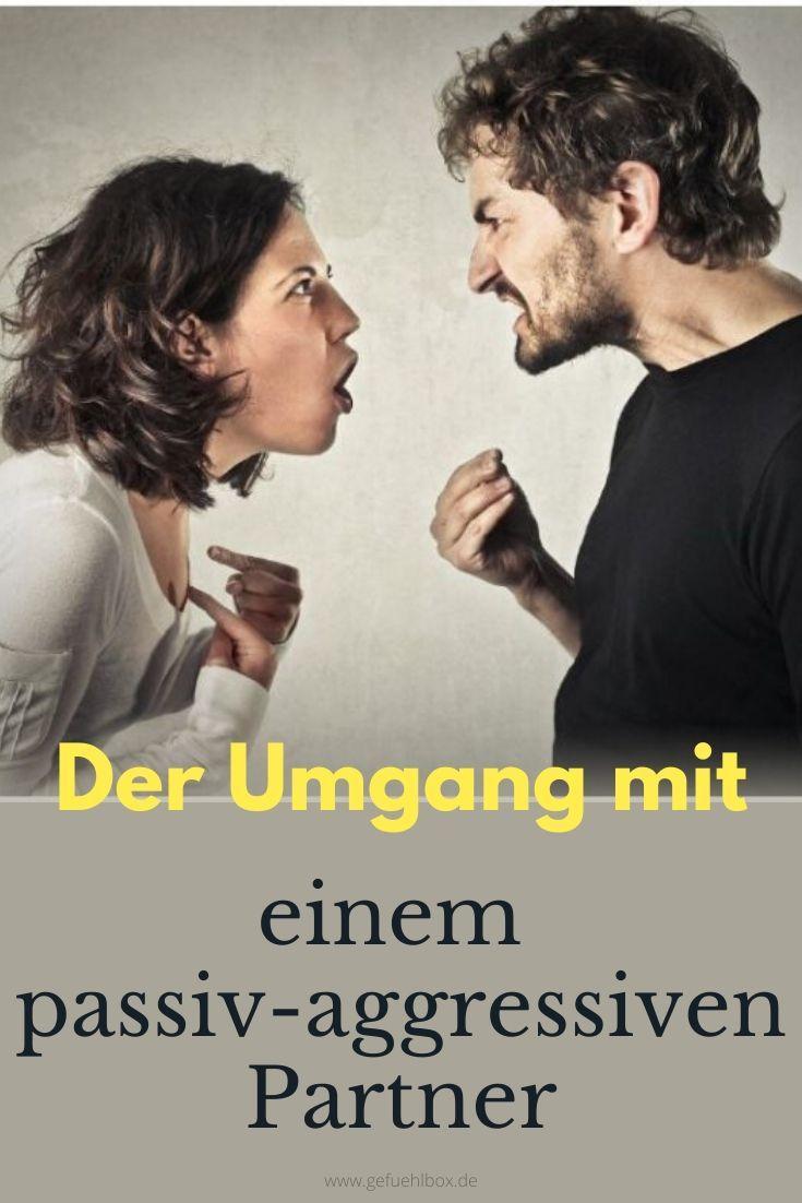 Der Umgang mit einem passiv-aggressiven Partner in 2020 (mit Bildern) | Passiv aggressiv