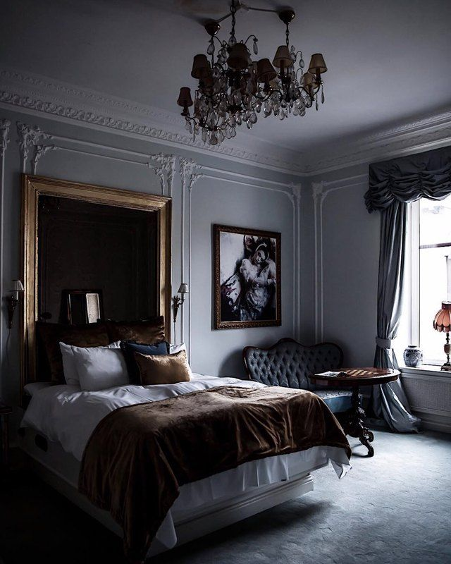 7 Victorian Bedrooms That Ll Make You Feel Like A Character In Wuthering Heights Hunker Modern Victorian Bedroom Victorian Bedroom Parisian Bedroom