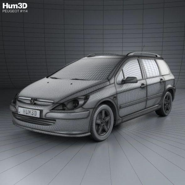 Peugeot 307 Sw 2001 Volkswagen