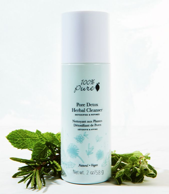 Pore Detox Herbal Cleanser