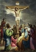 Twelfth Station: Jesus dies on the cross