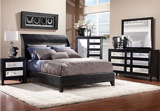 Shop for a Jackson Heights 5 Pc Queen Bedroom at Rooms To Go. Find ...