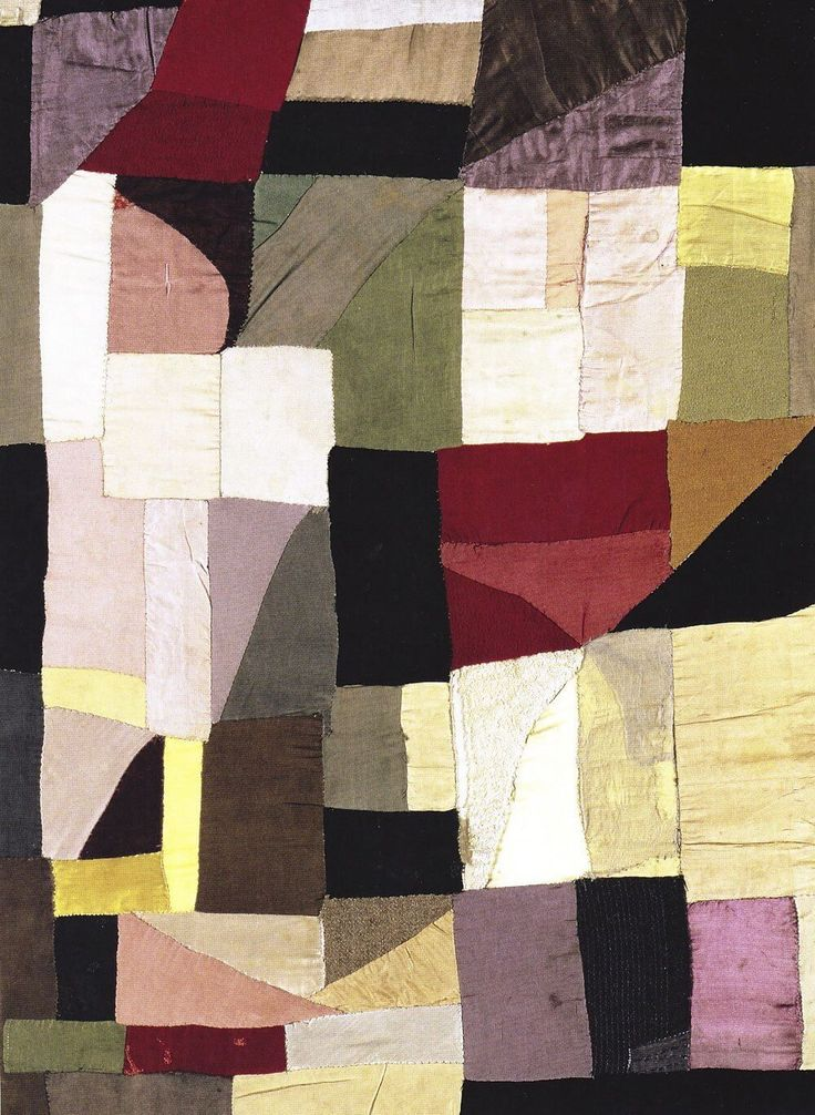 Sonia Delaunay, Quilt for Charles   We Are Not A Muse