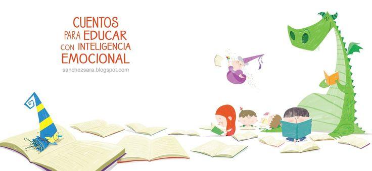 """Hola: Compartimos un interesante artículo sobre """"Cuentos como Recursos para Mejorar la Educación Emocional"""" Un gran saludo. Visto en: educaciontrespuntocero.com   Imagen vista en: sanchezsar..."""