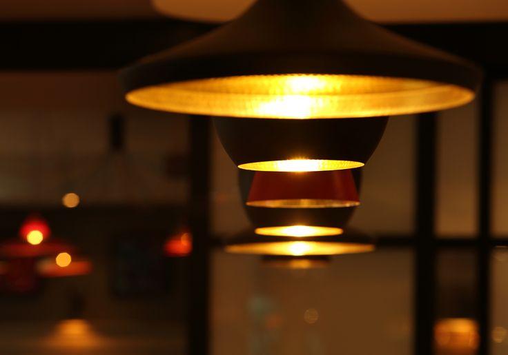 Classic Modern Bistro | 21 interior design by Ward Robinson | Newcastle upon Tyne | Bar Design | Tom Dixon Lighting