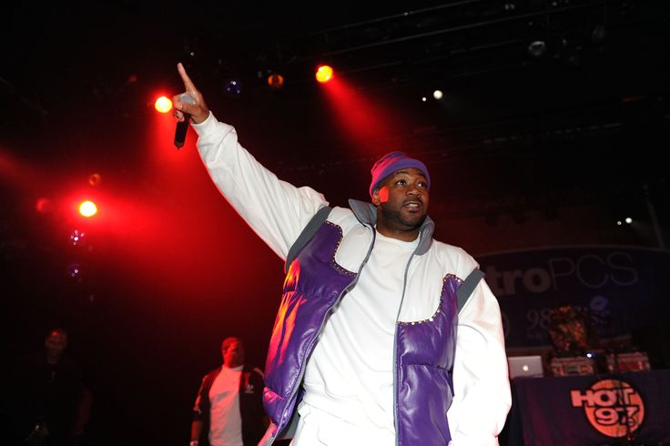 13. Ghostface Killah-----------Ghostface Killah of The Wu-Tang Clan performs in HOT 97′s Metro PCS 5 Boro Takeover Tour