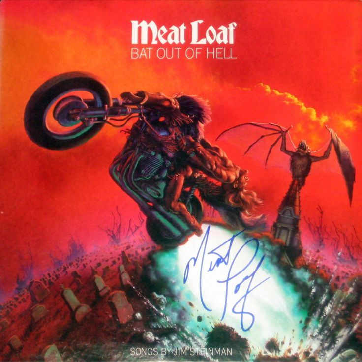 25+ best ideas about Meatloaf albums on Pinterest | Meatloaf songs ...