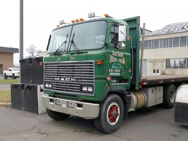 Mack C Model Trucks : Best images about mack cabover trucks on pinterest
