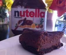Thermomix Nutella Cheesecake