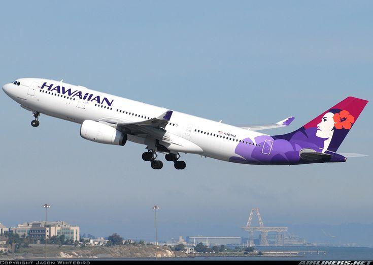 Hawaiian Airbus A330-243 @ SFO