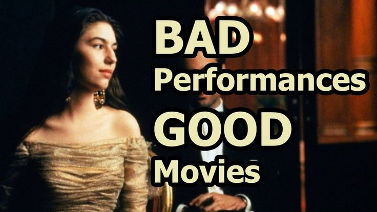 5 Acting Performances That (Almost) Ruined Good Movies