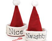Have you been NAUGHTY or NICE all year