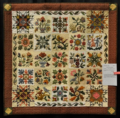 Wonkyworld: Clark County Quilters Show