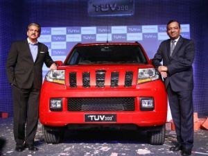 Mahindra TUV300 Compact SUV launched in India at Rs 6.9 lakh
