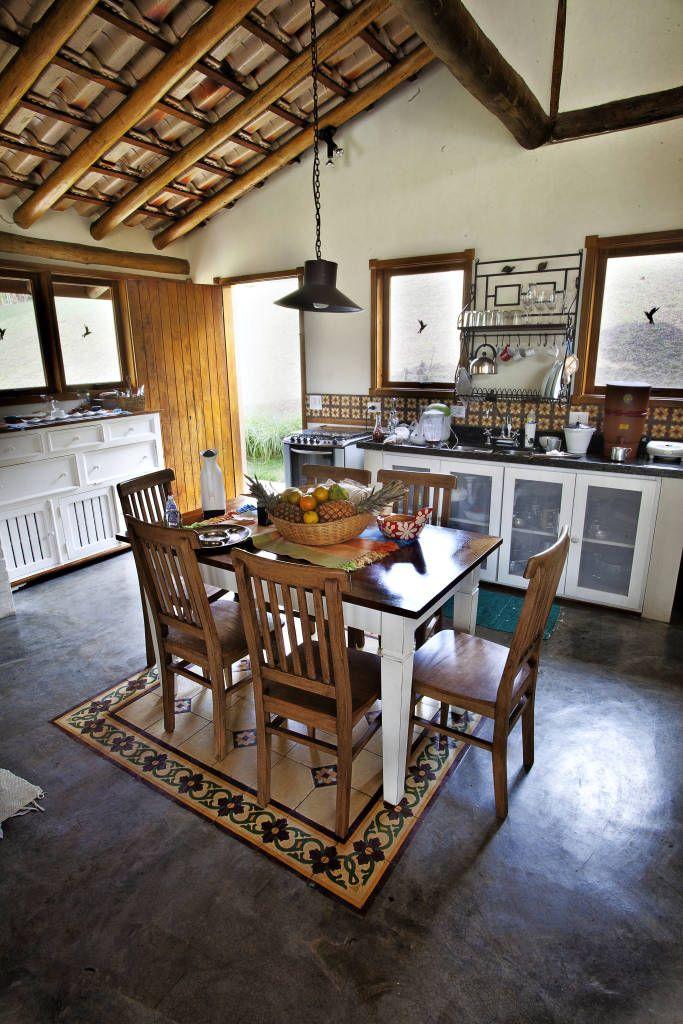 17 best images about cozinha caipira on pinterest mesas - Fotos de casas rusticas ...