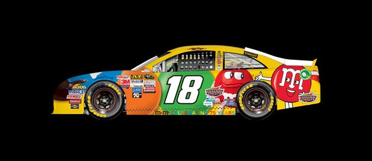 17 Best images about 2016 NASCAR paint schemes on ...
