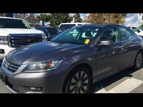 2014 Honda Accord 4dr I4 CVT EX-L in Winter Park FL 32789