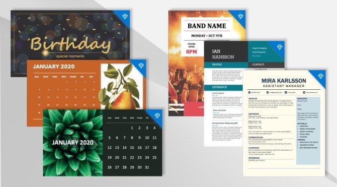 Office Vorlagen Und Designs In 2020 Free Brochure Template Publisher Templates Brochure Template