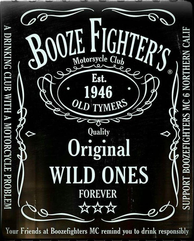 Boozefighters Mc Logo Related Keywords & Suggestions