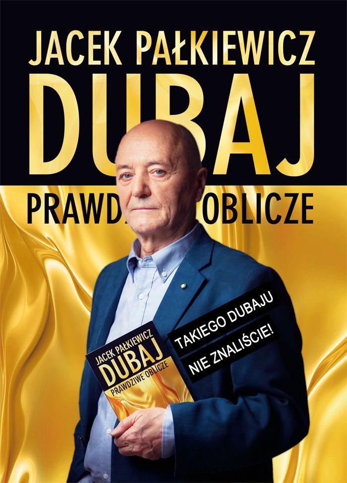 Promocja książki Dubaj Prawdziwe oblicze.   http://palkiewicz.com/ksiazki/dubaj-prawdziwe-oblicze/