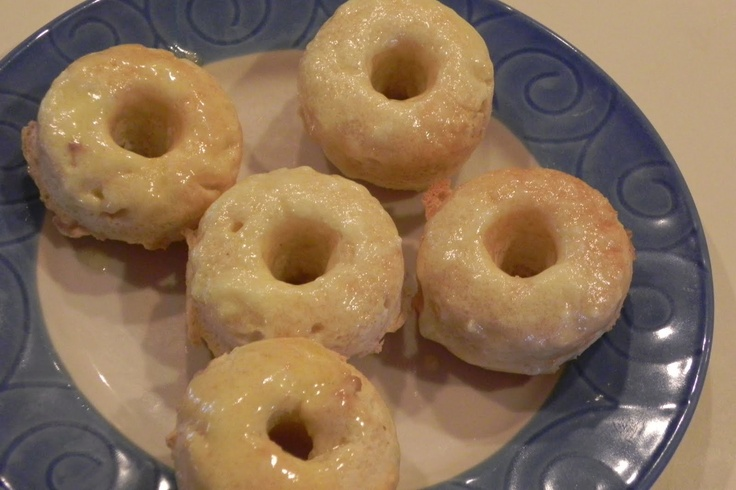 Oven Baked Donuts