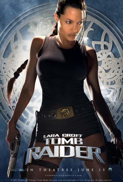 Cartelia: carteles de cine - Tomb Raider