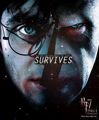 Harry Potter versus Lord Voldemort    Harry Potter  Lord Voldemort    Neither can live while the other survives.