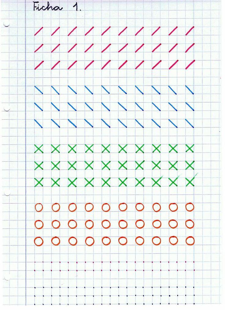 Caligrafía: Material de refuerzo (I) - Recursos educativos y material didáctico para niños/as de Infantil y Primaria. Descarga Caligrafía: Material de refuerzo (I)