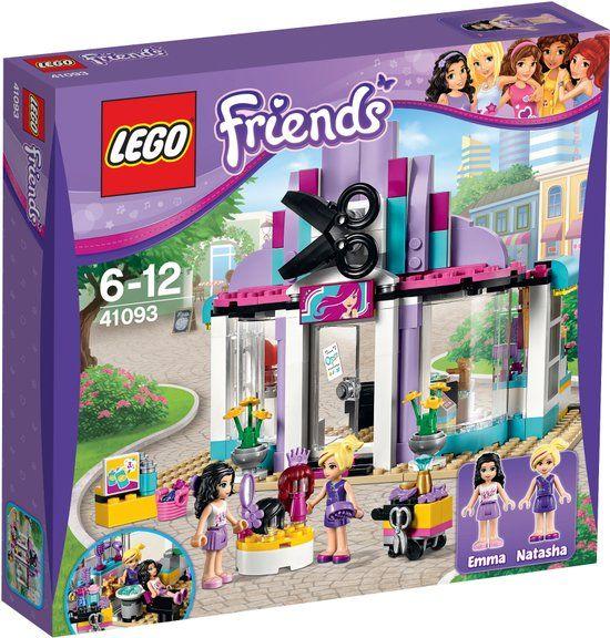 LEGO Friends Heartlake Kapsalon - 41093