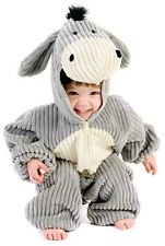 Boy Girl Baby Adorable Greay Donkey Halloween Costume 12  - 18 months  #eBay #Halloween