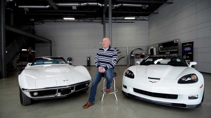 Corvette Dream Giveaway® winner, James DeGreve in a video about winning the Corvettes.