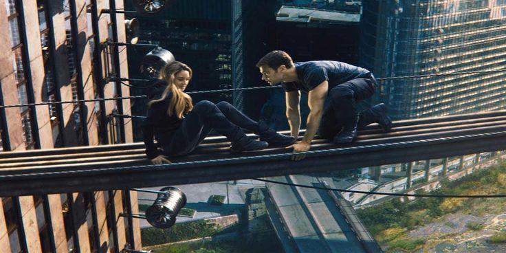 Divergente ; Critique du film