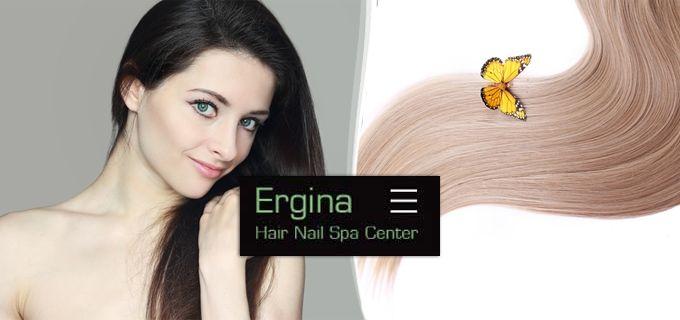 LiveDeal | ΠΡΟΣΦΟΡΕΣ αθήνα | Deal - Για εσάς που είστε επιφυλακτικές με το Brazilian Keratin, η εταιρία Ergina Hair Nail Spa Center σας δίνει την ευκαιρία, δίνοντας μόνο 5€, να κάνετε ένα Πρωτοποριακό Τεστ Τρίχας για ημιμόνιμο ή μόνιμο Brazilian Keratin, για να δείτε το τέλειο αποτέλεσμα λείανσης - αναδόμησης της τρίχας της θεραπείας, επιλέγοντας ανάμεσα σε 18 διαφορετικές κερατίνες και σε 3 διαφορετικές τεχνικές μόνιμης λείανσης των μαλλιών, στην Ηλιούπολη!!