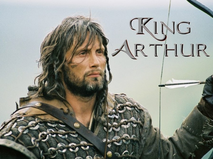 Was King Arthur Real?  The mythical figure of Arthur as a 5th Century military commander, leading the Britons into battle against the invading Saxons, has proved impossible for historians to verify. The only contemporary source, The Ruin and Conquest of Britain by the British monk and historian Gildas (c.500-70), does not mention Arthur at all. -- http://www.bbc.co.uk/news/uk-england-oxfordshire-22311399