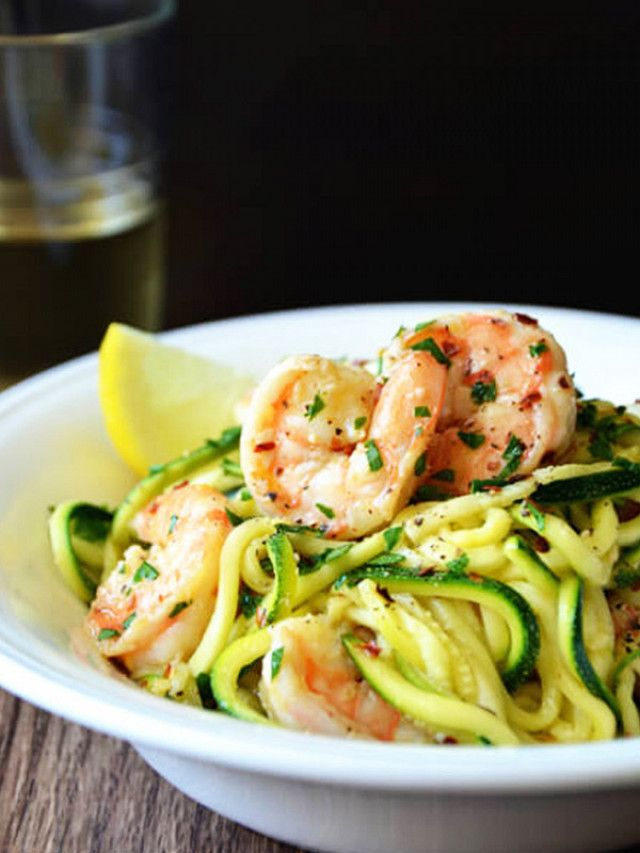 If you haven't already, it's time to invest in a spiralizer. Not just for health nuts, the handy gadget serves up nutritient-loadedalternatives to pasta—perfect stand-ins for an...