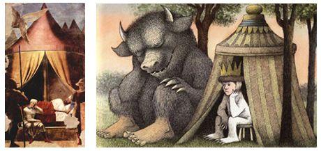 """Maurice Sendak e William Blake: una mia scoperta sulle fonti di """"Nel paese dei mostri selvaggi"""""""
