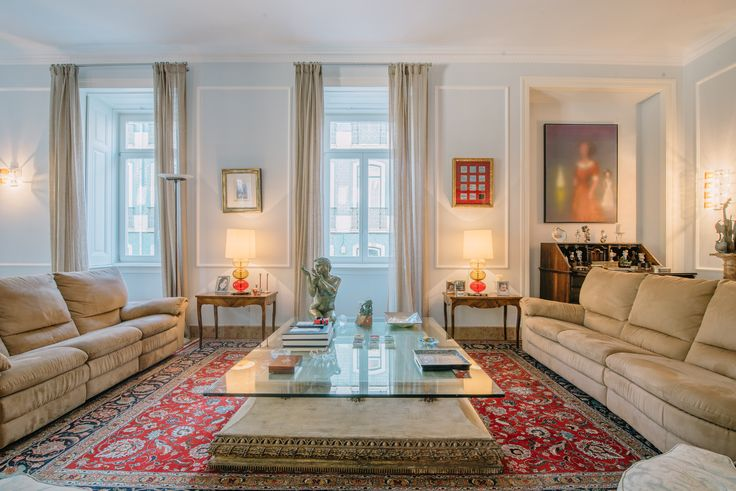 HomeLovers: cozy living room decor