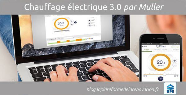Smart EcoControl radiateurs intelligents connectés